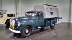 Steve McQueen's truck side