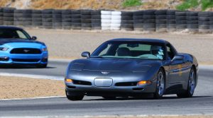 Run to Monterey, Featuring a Track Day at Laguna Seca