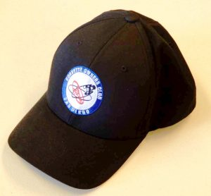Hats with club logo