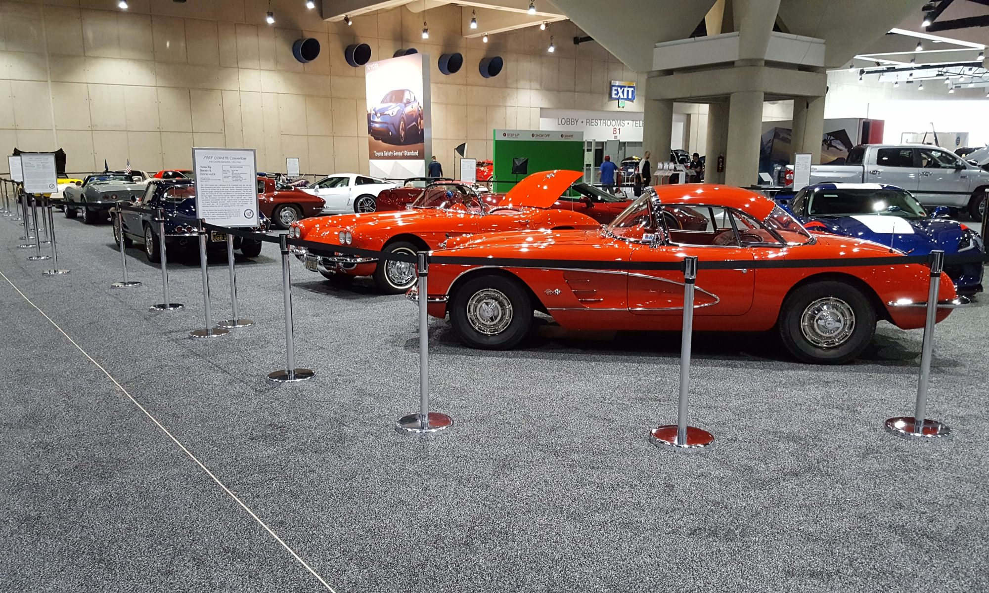 San Diego International Auto Show Corvette Owners Club Of San - San diego car show schedule