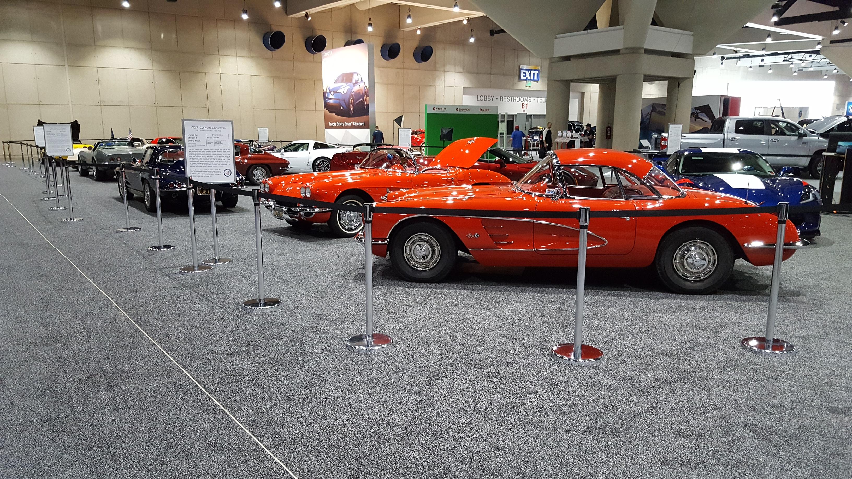 International Car Show  San Diego